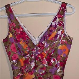 Jones Wear Dresses - Floral Summer Dress🌺🌸💐